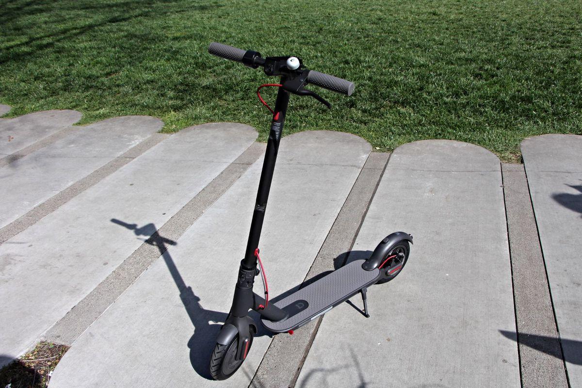 Descubre el patinete eléctrico Xiaomi Mi, el más vendido